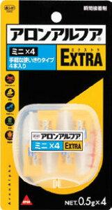 コニシ 瞬間接着剤 アロンアルファ EXTRA MINI×4 #04611【3751005】