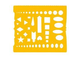 ウチダ(UCHIDA) テンプレート カット定規 1-843-0072 No.72【4116097】