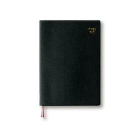 ダイゴー 手帳(ダイアリー)2021年1月始まり アポイント Appoint E1036 1週間+横罫 A5 ブラック