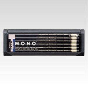 トンボ鉛筆 モノ鉛筆(12本入) MONO H【2120119】
