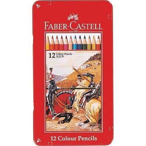 ファーバーカステル 色鉛筆 12色 TFC-CP/12C【4226581】