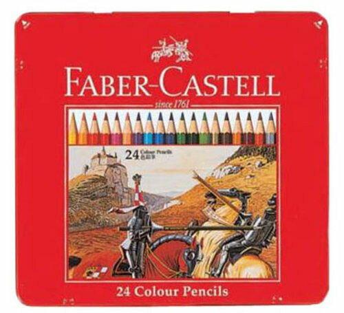 ファーバーカステル 色鉛筆 24色 TFC-CP/24C【4226582】