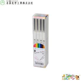 寺西化学工業 ラッションプチ 12色セット スタンダード MRPTC-12S【a178107】