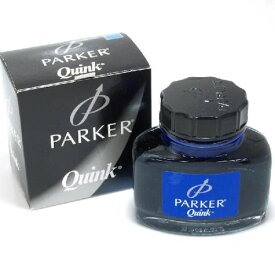 パーカー(PARKER) ボトルインク S0037470 ブルー【a18356】