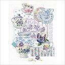 【DMC】クロスステッチ刺繍キット BK769 Crockery and Violets 【あす楽】