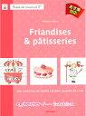 ※在庫限り 【MANGO】クロスステッチ図案集 37 Friandises & patisseries 15311-1 【あす楽】【HLS_DU】