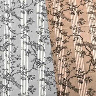 法国印花织物 COLOMBINE 3855