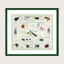 【ボヌール・デ・ダム】 刺繍キット 1192 Les Insectes 昆虫採集 【送料無料】【あす楽】