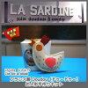 ★新発売★【LaSardine】フランス製Littledoudou(ドゥードゥー)ぬいぐるみ手作りキットCot-cotlapouleにわとり【あす楽】【HLS_DU】