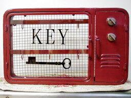 像英俊鍵框鍵箱壁掛壁鑰匙包金屬鍵鑰匙收藏鍵吊鈎門口存儲墻帳單漂亮的咖啡廳一樣的禮物拍攝小東西吊鈎鑰匙賒帳信持有人鋼鐵工業紅紅優雅高雅英俊室內裝飾鐵桿