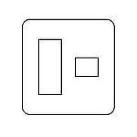 WTV6274S2 パナソニック [ラウンド] Fプレート(3コ+1コ用)(シルバーグレー)