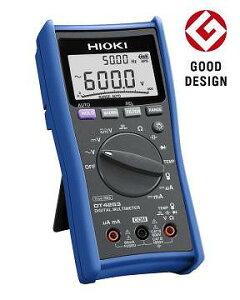 DT4253 日置電機 デジタルマルチメータ (計装用DCmA/温度レンジ搭載) 環境測定器