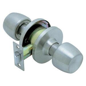 FUKI フキ ドアノブ (交換用) TLH-59 BS89 円筒錠 間仕切り用 (空錠) バックセット89ミリ B/S89