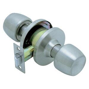 【5個セット】 FUKI フキ ドアノブ (交換用) TLH-59 BS60P 円筒錠 間仕切り錠 (空錠) バックセット60ミリ パック入り B/S60