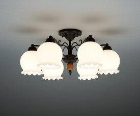 CD-4290-L 山田照明 シャンデリア ミディアムオーク色 LED 〜8畳