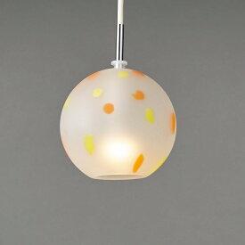 PD-2688-L 山田照明 和風レール用ペンダント オレンジイエロー LED