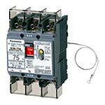 BJW3403S57K パナソニック 住宅盤用 単3中性線欠相保護付 漏電ブレーカ BJW-60SN型 3P2E 40A 30mA (端子カバー付)
