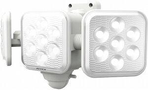 LED-320 ムサシ RITEX フリーアーム式LED乾電池センサーライト 5W×3灯