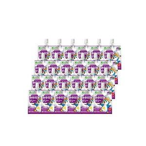 【送料無料(沖縄・離島除く)】赤穂化成 熱中対策ゼリー ぶどう味 150g×24個