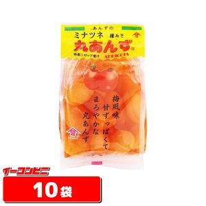【送料無料(沖縄・離島除く)】港常 ミナツネの丸あんず シロップ漬け 500g 1ケース(10袋)