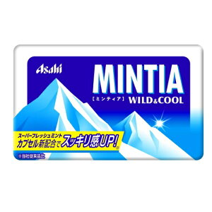 【ネコポス送料無料】ミンティア ワイルド&クール 30個セット