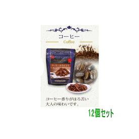 【送料無料(沖縄・離島除く)】旭製菓 かりんとうスイーツ (コーヒー) 40g  12個セット