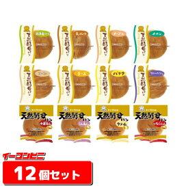 【送料無料(沖縄・離島除く)】デイプラス 天然酵母パン 12種セット ロングライフパン