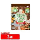【ネコポス送料無料】日本リコス ステビアヘルス 【ブラウン】 140g×3個