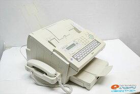 業務用中古FAX/中古ファックスNTT OFISTAR S3100/最大A4用紙サイズモノクロ LAN FAX/コピー/プリンタ/スキャナーハンドセット付【中古】