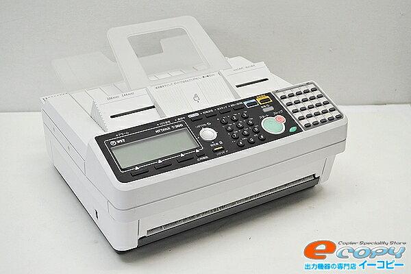 業務用中古FAX/業務用中古ファックスNTT 感熱紙タイプFAX T-360/最大B4用紙サイズカウンタ8812 ムラテック OEM 【中古】