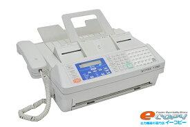 業務用中古FAX/業務用中古ファックスNTT 感熱紙タイプFAX T-350/最大B4用紙サイズカウンタ3379 ムラテック OEM 【中古】