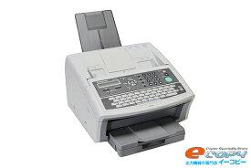 業務用中古FAX/中古ファックスPanasonic パナソニック Panafax UF-6030/最大A4用紙サイズ モノクロ FAX/コピー【中古】