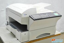 中古B4業務用FAX機/正常動作品NTT NTTFAX L-310/カウンタ1034枚ナンバーディスプレイ対応 【中古】