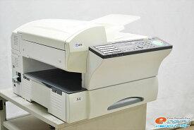 中古B4業務用FAX機/正常動作品NTT NTTFAX L-310/カウンタ20472枚ナンバーディスプレイ対応 【中古】