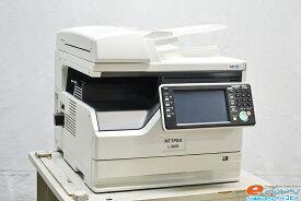 中古業務用FAX機/正常動作品 NTT NTTFAX L-320 2454枚 送信A3 受信A4 7型カラータッチパネル採用ナンバー・ディスプレイ対応 USB LAN プリンタ スキャナー 【中古】