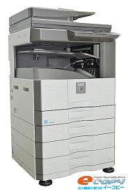 中古A3モノクロコピー機/中古A3モノクロ複合機SHARP/シャープ MX-M266FPカウンタ63482 コピー/FAX/プリンタ/スキャナ 両面印刷 モノクロ【中古】