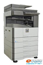 中古A3モノクロコピー機/中古A3モノクロ複合機SHARP/シャープ MX-M266FPカウンタ55480 コピー/FAX/プリンタ/スキャナ 両面印刷 モノクロ【中古】