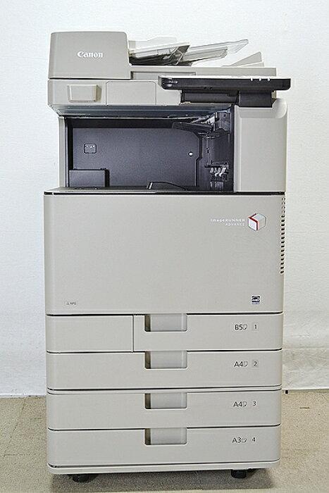 中古A3コピー機/中古A3複合機/25262枚/正常動作品Canon/キャノンimageRUNNERiR-ADVC3320Fコピー/FAX/プリンタ/スキャナ【中古】