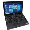 【中古】 訳あり DELL デル Vostro 3300 [ Core i5 460M 2.53GHz HDD 320GB メモリ 4GB Windows10 ]