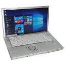 ノートパソコン パソコン Windows10 Panasonic Let's note CF-B11T Core i7 3635QM 2.4GHz〜3.4GHz/8CPU動作 SSD 500GB メモリ 8GB 【…