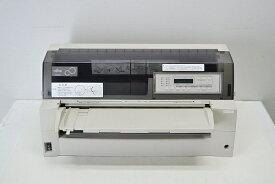 中古ドットプリンター富士通 FMPR5420 新品汎用リボン付き【中古】 USB パラレル LAN