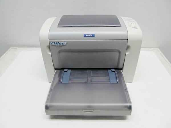 カウンタ7991 中古プリンター エプソン EPSON LP-S2500 USB パラレル A4 モノクロ 【中古】