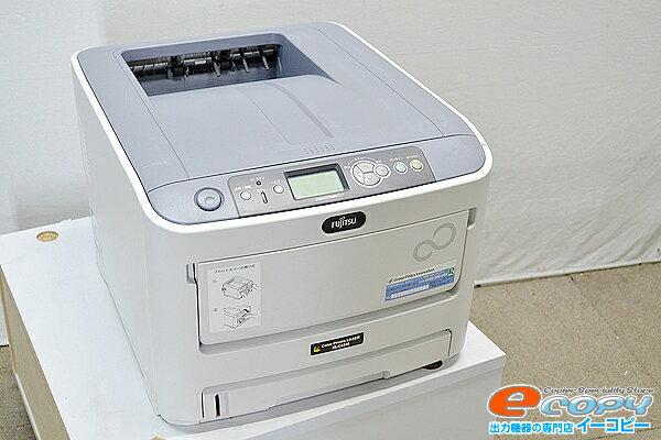 中古A4カラーレーザープリンター/中古プリンターFUJITSU/富士通 XL-C2340カウンタ25097枚 【中古】 A4