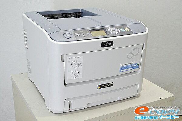 中古A4カラーレーザープリンター/中古プリンターFUJITSU/富士通 XL-C2340カウンタ19036枚 【中古】 A4