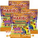 【4袋セット】ハリボー ハロウィンパーティー 250g 小袋タイプ グミ アソート 約80袋入り(20個入x4袋) HARIBO…