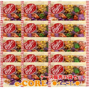 動画あり 【15袋セット】トレファン カジュアルミックス 165gx15 チョコレート&キャンディ詰め合わせ Trefin ケース販売《》【RCP】【バレンタインデー お返し 義理 お菓子 ホワイトデー