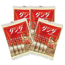 動画あり 牛肉 ダシダ 粉末タイプ 384g(8gx12本x4袋) 《》【RCP】