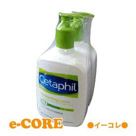 送料無料 Cetaphil セタフィル モイスチャライジングローション 591mlx2本 しっとりやわらかな保湿乳液【保湿乳液 クリーム】 《》【RCP】