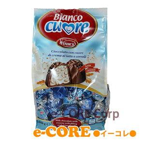 Witor's ウィターズ ビアンコクオレ クリスプ入りクリーミーミルクチョコレートプラリネ 1kg入 《》【RCP】【ホワイトデー お返し 義理 お菓子 ラッピング ボックス】