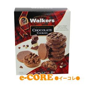 イギリスWalkersウォーカーズチョコレートチャンククッキー 400g 《》【RCP】【バタークッキー ビスケット 母の日 ギフト お菓子 ラッピング ボックス】